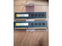 ELIXIR 4GB(2x2GB) DDR3-1333MHz PC3