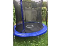 8ft trampoline only £35