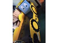 JCB toddler bed