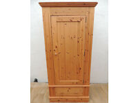 Chunky pine wardrobe (Delivery)