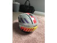 Hebo trials helmet