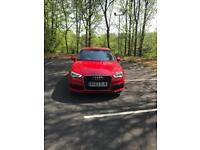 *2014 AUDI A3 S LINE 66k MILES FSH* HPI CLEAR PX CHEAPEST IN UK GOLF BMW M SPORT