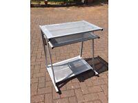 Metal Computer Desk / Table