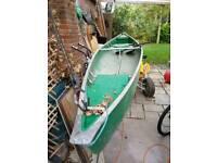 coleman canadian canoe ram 15