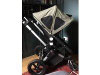 Bugaboo Cameleon 3 pushchair and complete travel set