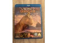 Disney's Dinosaur Bluray DVD