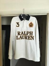 Ralph Lauren long sleeve rugby