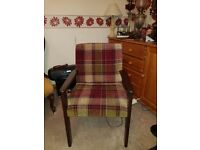 (Limavady Upholstery) Beautiful Parker Knoll Chair In Great Condition