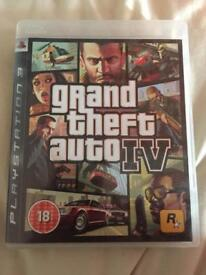 GTA 4/IV FOR PS3