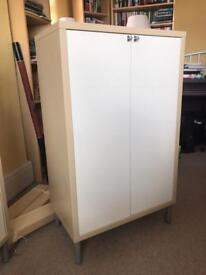 Ikea double cupboard unit