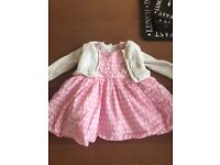 Baby girls clothes bundle age 3-6 months and some up to 3 months
