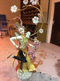 Thai lady ornament