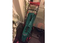 Bosch 32R all electric Lawn Mower only 65