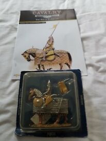 Cavalry Through the Ages. The Age of Tamerlane. As new never been opened. Part of a Collection.
