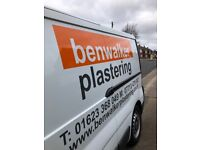 Local, Experienced Plastering and Rendering Service