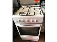 White gas cooker 50cm....,Cheap Free Delivery