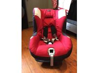 Britax children's car seat with small baby insert. FREE for pickup