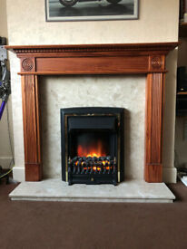 Fireplace (complete)