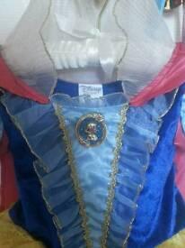 Snow white dress age 4