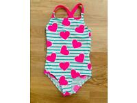 Mini Boden swimming costume, 5-6 years