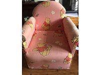 Winnie the Pooh chair