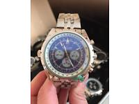 Breitling mens watch MECHANICAL SWEEPING