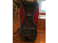 Littlelife Voyager Child Carrier - Immaculate condition as barely used