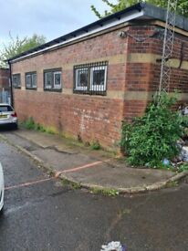 2 small industrial units to let from £300 PCM B10 0HR