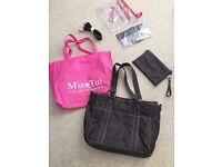 Fantastic MiaTui Amelie Large Chocolate coloured changing/gym/work-bag. Excellent condition.