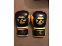 Ringside Boxing Gloves 16oz used once