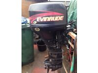 EVINRUDE 9.9HP 4STROKE 2006 OUTBOARD ENGINE