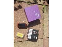 Vaporesso Revenger Kit and Lcd battery charger