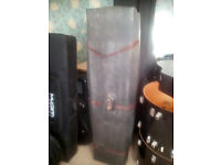 Long Stand case. For Pa equipment or drum stand etc. 57 inches long.