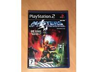 Masters of the universe for PS2