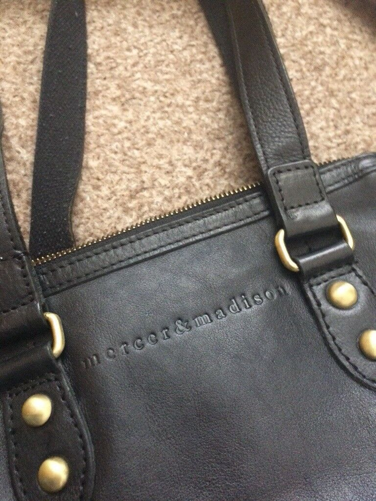 Mercer Madison Bag