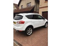 """Ford Kuga 2WD 140 2L TDI Titanium 19"""" Alloys with appearance pack."""