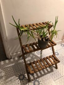 flower stand/ free standing step unit