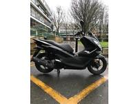 Honda pcx 125 IMMACULATE, 1 FORMER KEEPER, VERY LOW MILEAGE (not ps pes sh n max