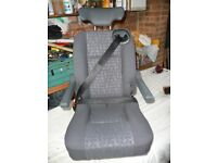 Rear child seat from 2004 Mercedes Vaneo Ambiente, Very Good Condition