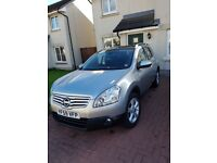 2L Diesel Nissan Qashqai NTEC+2 in EXCELLENT Condition - Low Mileage 7 Seater