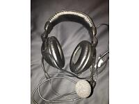 technika wired headphones