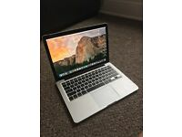 Apple MacBook Pro (Retina, 13-inch, Late 2013)