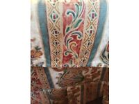 WANTED ------Crowson Armeria material/unfinished curtains