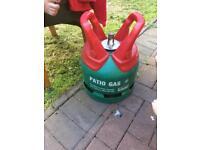 Patio gas