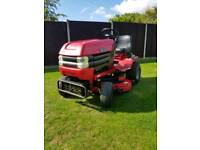 "WESTWOOD T1600/38"" MULCHER RIDE ON MOWER WITH BRIGGS AND STRATTON ENGINE"