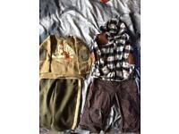 Bundle clothes 12-18m