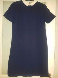 Zara Navy dress (Medium)