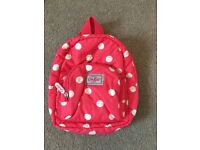 Brand new Cath Kidston childrens lightweight backpack