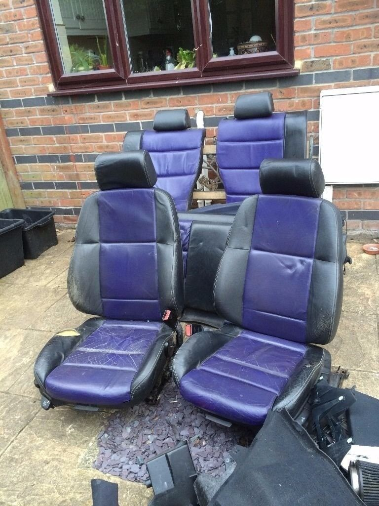 BMW E36 Sport Compact 318ti FREE black and purple seats etc