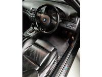 BMW E46 330ci M Sport 2002, 84k, Sunroof, HK etc